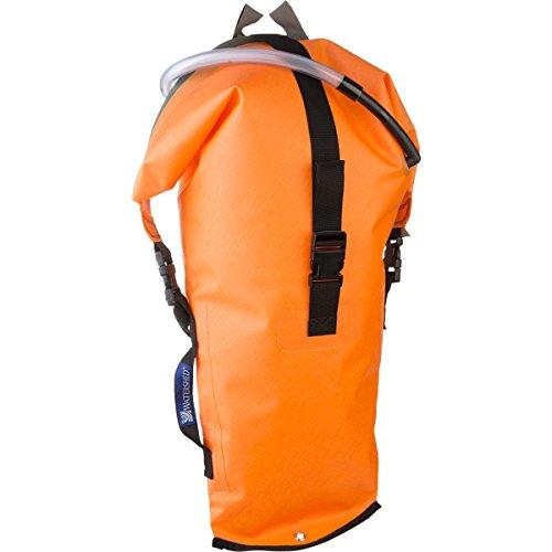 - Watershed Salmon Stowfloat Kayak Bag, Orange