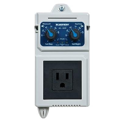 Blueprint Day/Night Temperature Controller, BTC-1