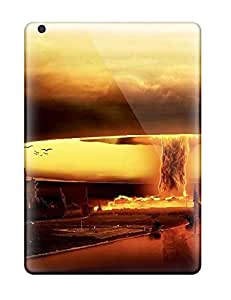 Hot Tpye Explosion Military Man Made Military Case Cover For Ipad Air