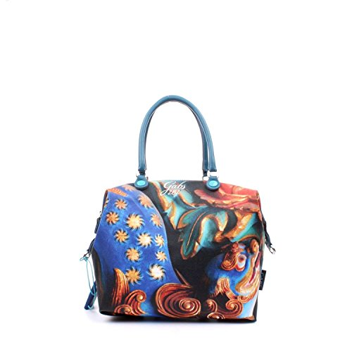 Gabs G3 Studio handbag flat trasformable multicolor