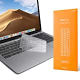 UPPERCASE GhostCover Premium Ultra Thin Keyboard Protector for 2018 MacBook Air with Touch ID and Retina Display 13