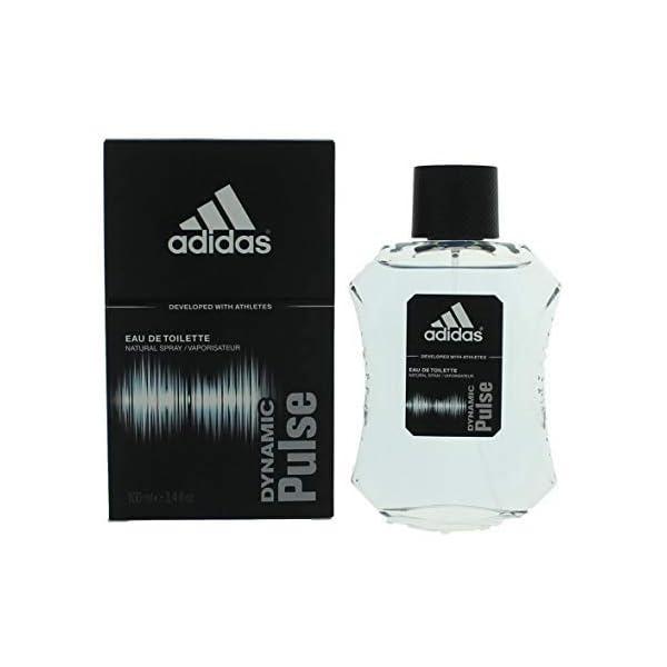Adidas Dynamic Pulse Men's EDT Eau De Toilette Spray - ADP1631505