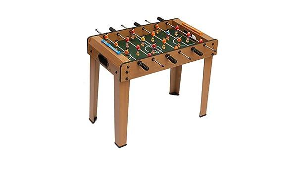 Portátil Juego de fútbol de mesa, 6 filas de mesa divertida con ...