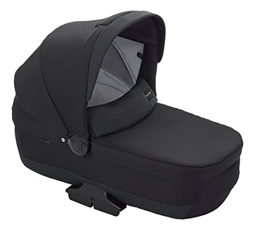 Inglesina Quad/Trilogy Bassinet, Total Black by Inglesina