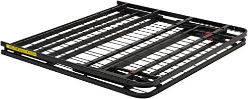 Amazon Basics Foldable, 14″ Metal Platform Bed Frame with Tool-Free Assembly, No Box Spring Needed – Twin 41e21sDq5SL