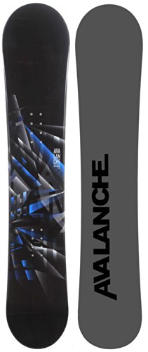 Avalanche Source Snowboard 150 Mens - Avalanche Snowboards 150