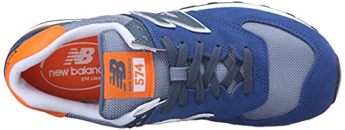 New Scarpe Running Navy 574 Multicolore Balance 417 Orange Donna rOxO6
