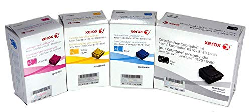 (Xerox 108R00926 Ink Cartridge (Black,Cyan,Magenta,Yellow,10-Pack) in Retail Packaging)