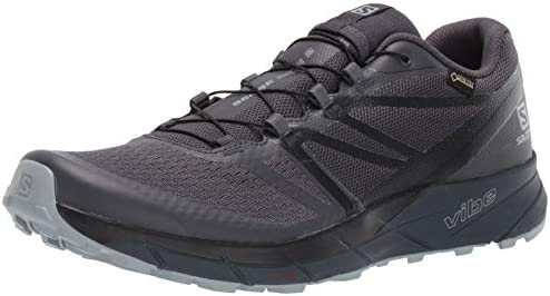 Salomon Men s Sense Ride2 GTX Invisible Fit Trail Running Shoes