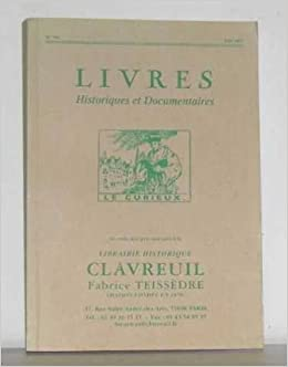 Livres Historiques Et Documentaires N 264 Juin 2007 Amazon
