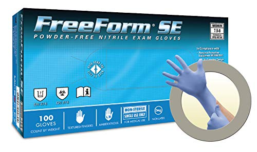 Microflex Freeform SE Nitrile Gloves