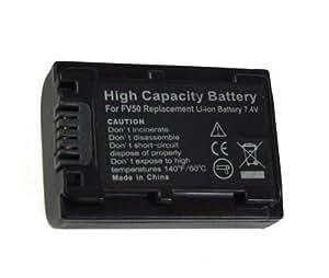 Follow me.–Batería de iones de litio (650mAh–para videocámara Sony DCR-SX22E