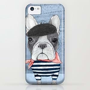 Society6 - French Bulldog. iPhone & iPod Case by Barruf