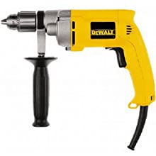 DEWALT Corded Drill, 7.8-Amp, 1/2-Inch, Variable Speed Reversible (DW235G)