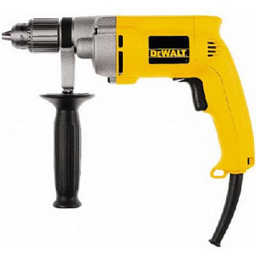 DEWALT Corded Drill, 7.8-Amp, 1/2-Inch, Variable Speed Reversible (DW235G) (Skil Corded Drill)