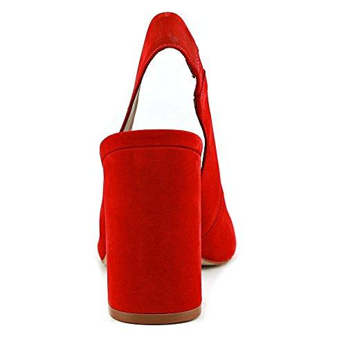 Steve Pump Vestido Dove Madden Red Nubuck Pump aS0dS