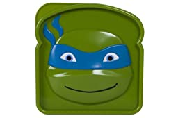 Nickelodeon Teenage Mutant Ninja Turtles Sandwich Sav\'r, Blue