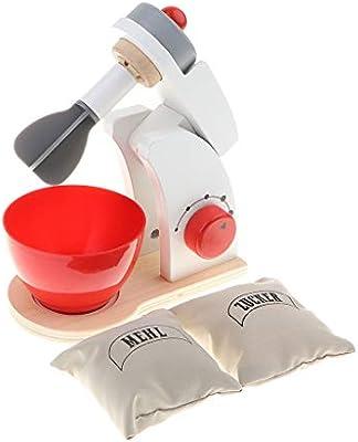 B Blesiya Juguete de Cocina Modelo de Máquina de Pan/Cafetera ...