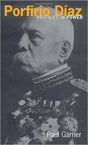 biography of porfirio diaz
