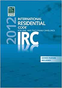 2012 international building code book pdf