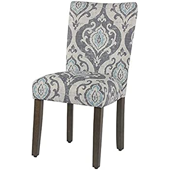 Amazon Com Homepop Parsons Classic Upholstered Accent