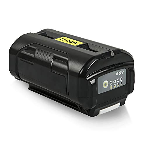 NeBatte 40V 6.0Ah Lithium-ion battery Compatible with Ryobi