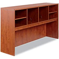 ALERA * Valencia Series Open Storage Hutch, 64-3/4w x 15d x 35-1/2h, Medium Cherry, Sold as 1 Each