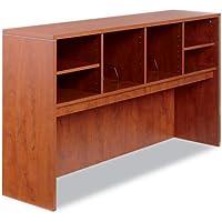 ALERA * Valencia Series Open Storage Hutch, 64-3/4w x 15d x 35-1/2h, Medium Cherry, Sold as 1 Each
