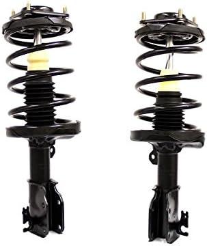 Front /& Rear Quick Complete Struts /& Springs Kit for 2002-2003 Mazda Protege5