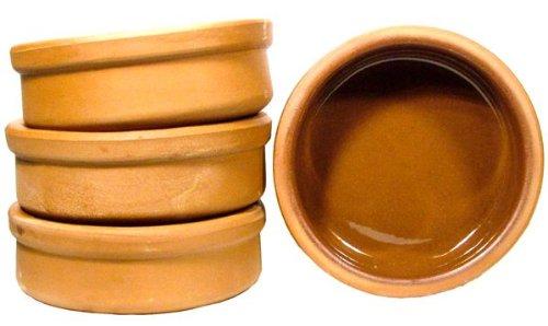 Earthenware Bowls (Güveç) - 6 pieces