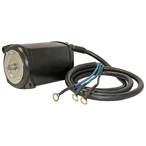 New Tilt Trim Motor For Mercury 1985-1992 35-220 HP W/ 3 Ram Wire Reversible Square Body 99186 99186-1 99186T by Parts Player