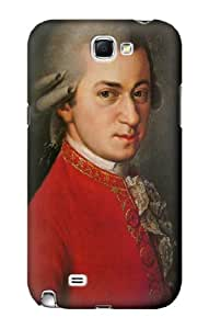 S0492 Mozart Case Cover for Samsung Galaxy Note 2