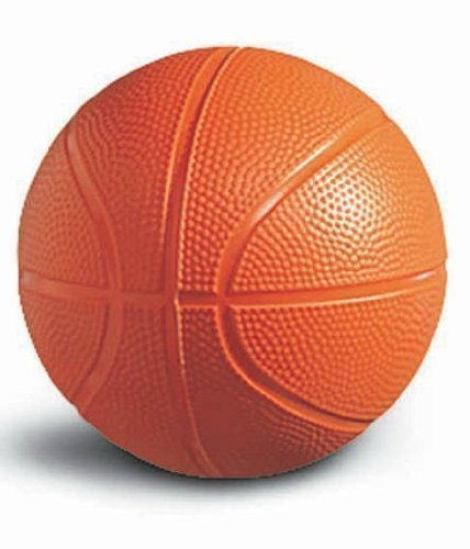 Little Tikes - Toddler / Kids Replacement Basketball Ball - 5.82 inch diameter (Little Tikes Attach N Play Basketball Set)