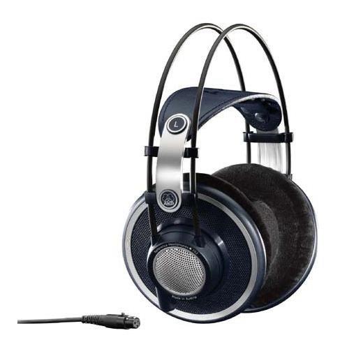 "AKG Pro Audio Professional Headphones, Black, 1/4"" to 1/8"" (K702)"