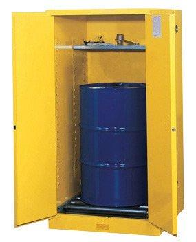 Vertical Drum Cabinet - 8