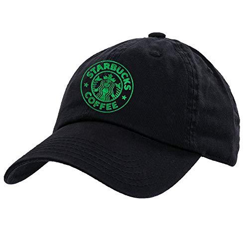 Soft Metallic Foil Starbucks 1992 Design Baseball Cap