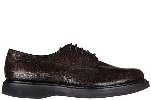 Church's chaussures à lacets classiques homme en cuir leyton derby marron