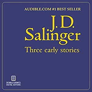 Three Early Stories Audiobook