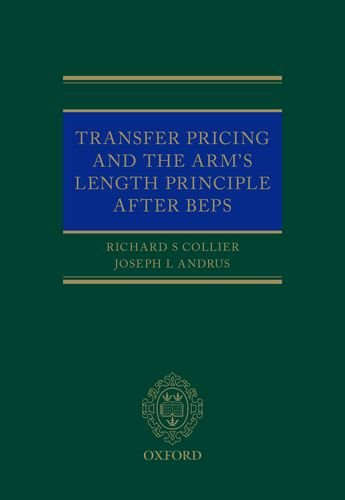 Transfer Pricing and the Arm's Length Principle After BEPS