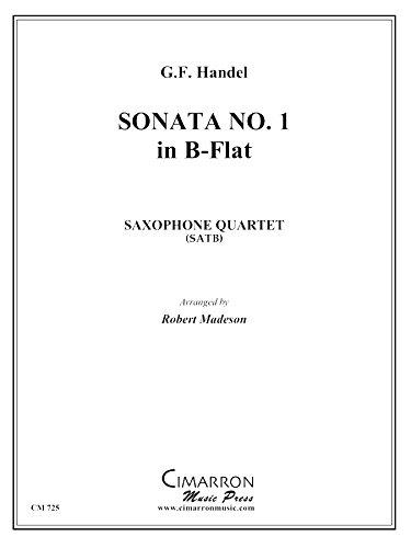 - Sonata No. 1 in Bb (HWV 380)
