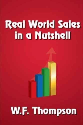 Read Online Real World Sales in a Nutshell pdf
