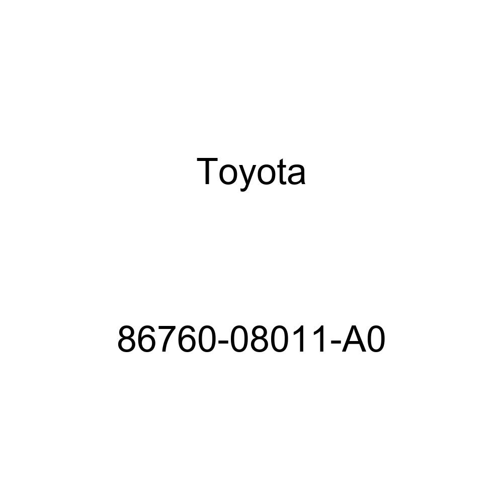 Toyota 86760-08011-A0 Telephone Antenna Assembly