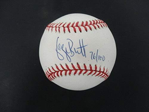 George Brett Autographed Signed Memorabilia Baseball Autograph Auto - PSA/DNA Authentic