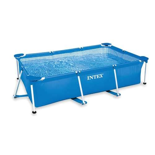 Intex 86' x 59' x 23' Rectangular Frame Above...