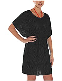 V-Neck Swim Beach Cover Up for Women