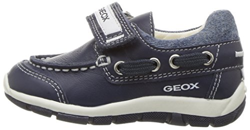Geox Boys' Baby Shaaxboy 23 Loafer, Navy, 25 BR/8.5 M US Toddler by Geox (Image #5)