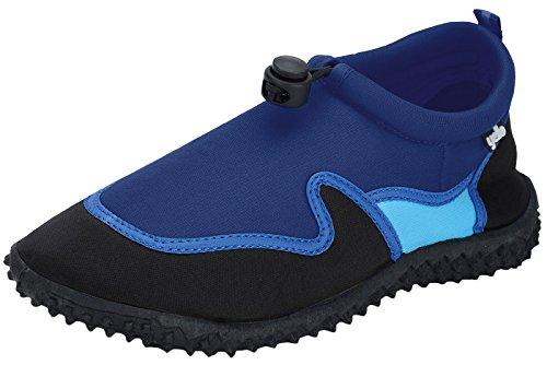Urban Beach Lora Dora Kids Aqua Socks Yello - Navy/Black EKwXj8WHz