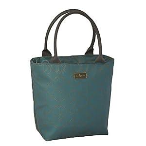 Beau & Elliot Teal Insulated Lunch Bag Borsa Termica per Il Pranzo, Foglia di t, Standard 1 spesavip