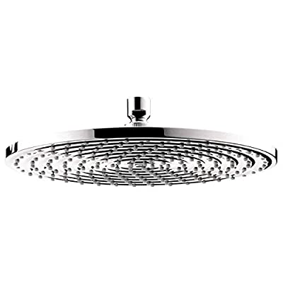 Image of Hansgrohe 27493001 12-Inch Raindance S 300 AIR Shower Head, Chrome