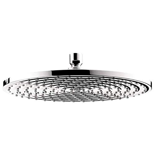 Air Shower Head - Hansgrohe 27493001 12-Inch Raindance S 300 AIR Shower Head, Chrome